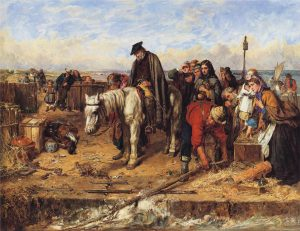 The Last of the Clan Thomas Faed 1883